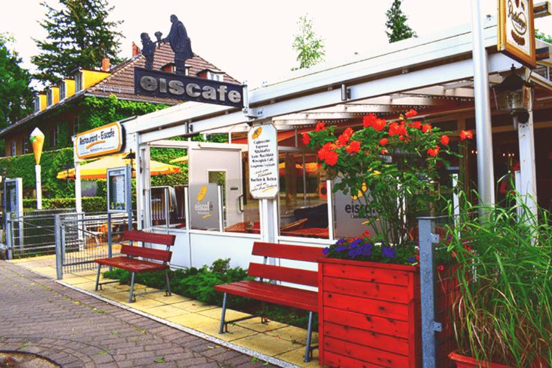 Eiscafe Kleinmachnow