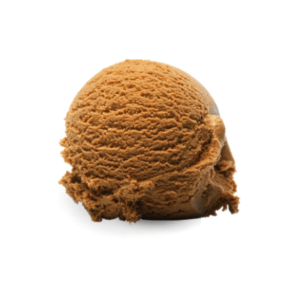 Schokolade Eiskugel